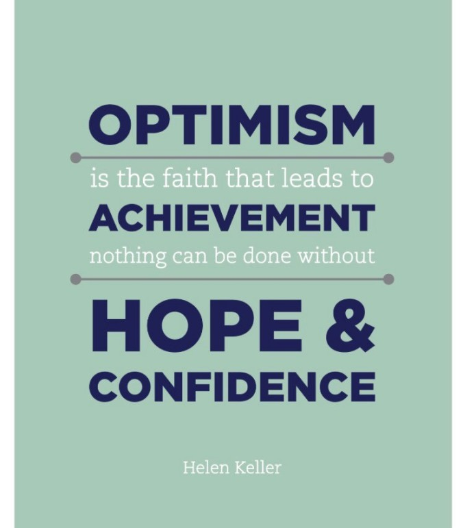 optimism routine blog