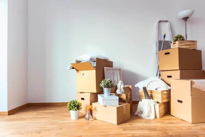 Upacking & organizing