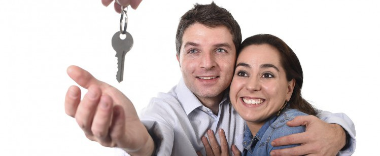 Happy Couple Keys